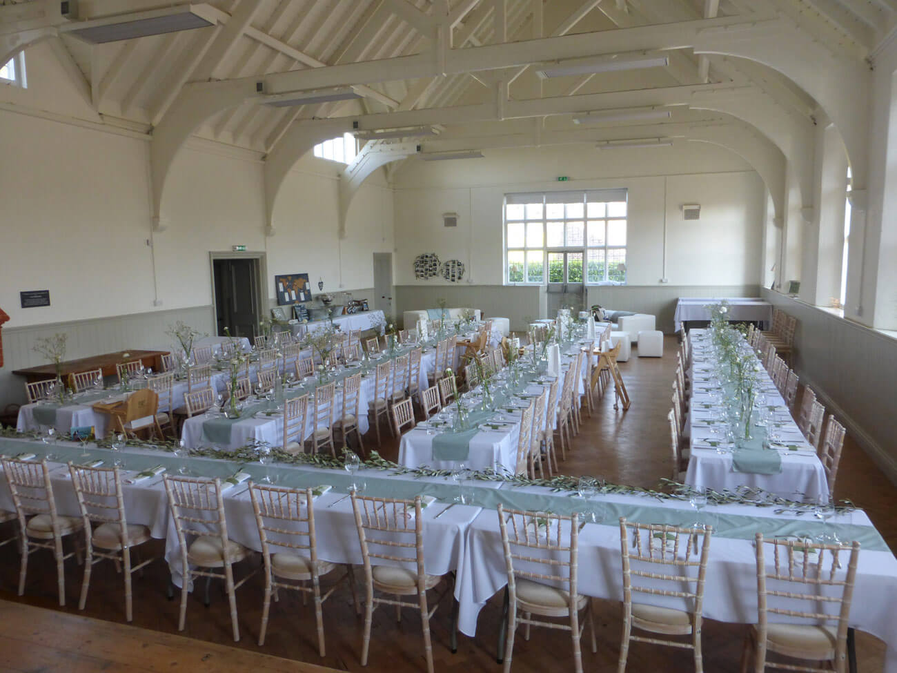 Weddings Hastoe Village Hall